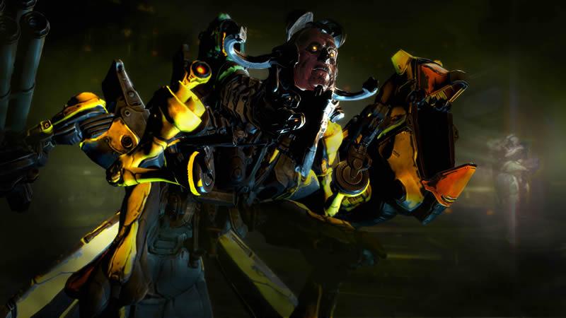 Parche 13: Sectores Oscuros de Warframe, llega a PlayStation 4 - warframe-sectores-oscuros