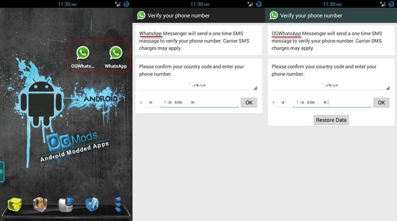 Cómo utilizar WhatsApp con 2 números en el mismo celular - whatsapp-dos-numeros