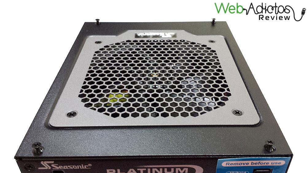 Fuente de poder Seasonic Platinum 1200W [Reseña] - 14