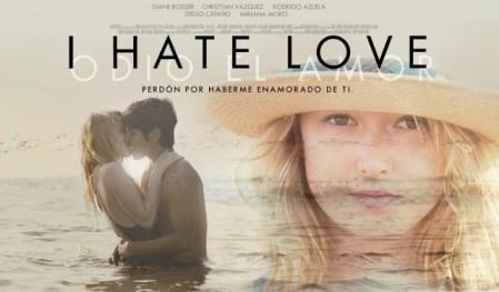 Estreno de la semana en el cine: Odio el amor