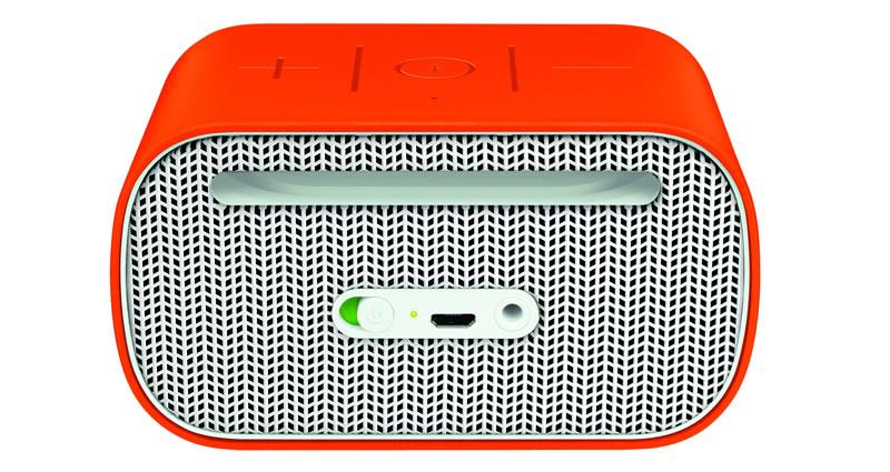 Logitech presenta su nueva línea de Bocinas Bluetooth Portátiles - UE-MiniBoom