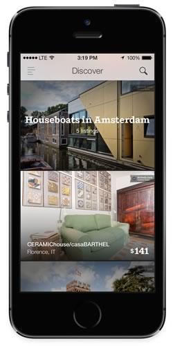 Airbnb, la app ideal para los que gustan viajar - airbnb-app