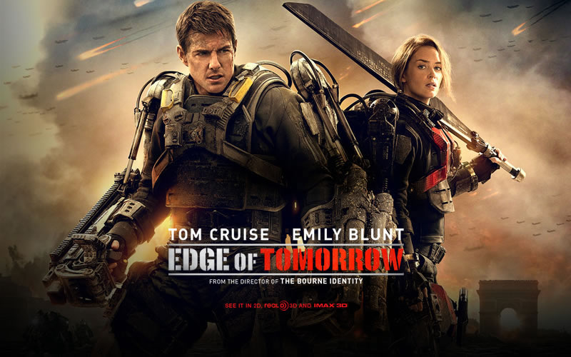 al filo del manana edge of tomorrow Al filo del mañana: Datos curiosos de la película