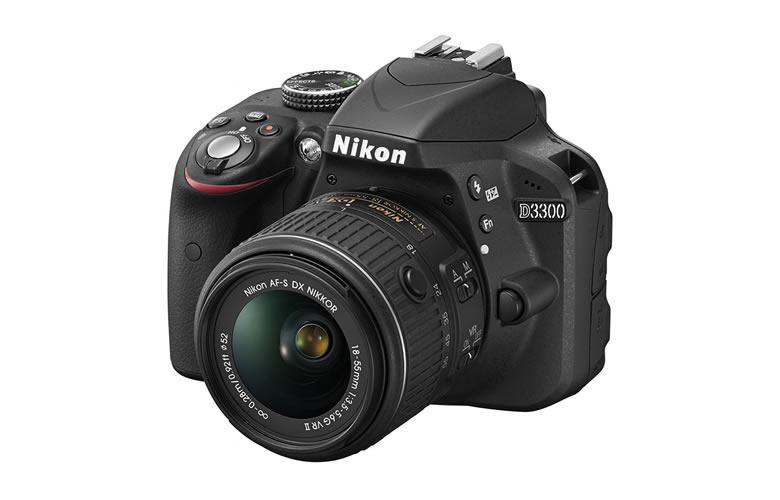 Cámaras Nikon que puedes regalar este día del padre - camaras-nikon-d3300