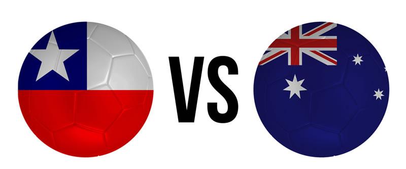 Chile vs Australia en vivo por internet, Mundial Brasil 2014 - chile-vs-australia-en-vivo-brasil-2014