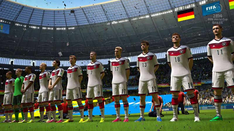 fifa 14 FIFA 14 predice que Alemania ganará el Mundial