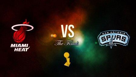 Ver la Final NBA 2014: Spurs vs Heat en internet (Juego 5)