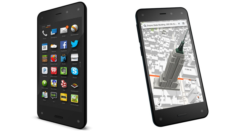 Amazon presenta el Fire Phone, su primer smartphone - fire-phone-3-800x450