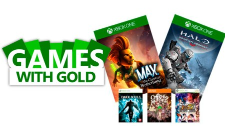 Juegos gratis de Xbox con Games with Gold de junio