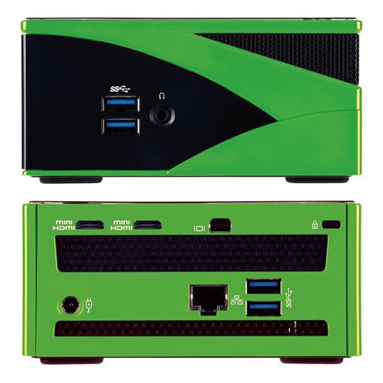gigabyte brix gaming 2 GIGABYTE BRIX Gaming un kit para armar tu PC gamer