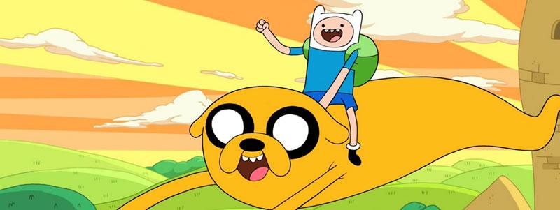 Hora de Aventura de Cartoon Network es todo un éxito mundial - hora-de-aventura-cartoon-network