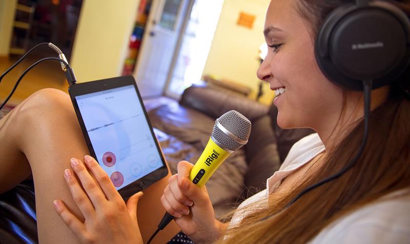 iRig Voice, un micrófono para iPhone o Android que te gustará - irig-voice-microfono-para-iphone-android