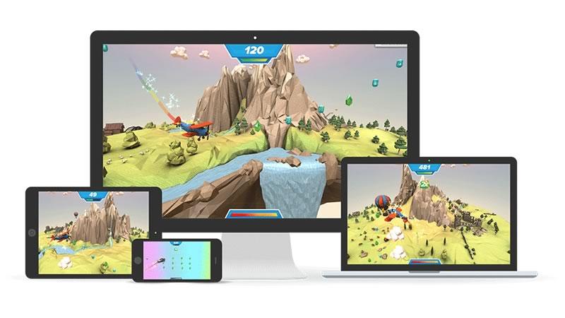 juegos online multiplataforma playcanvas PlayCanvas, el motor para desarrollar videojuegos es ahora Open Source