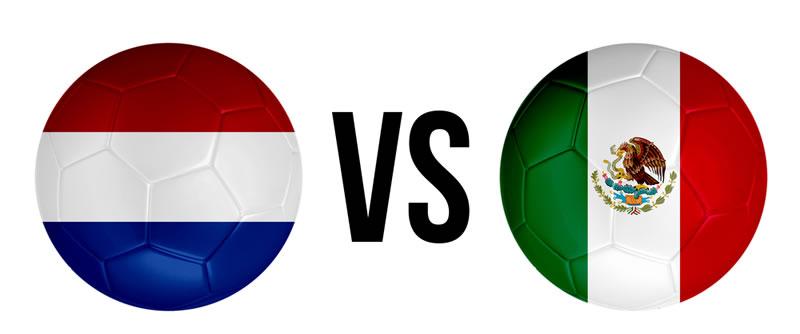 Partido México vs Holanda en vivo por internet este 29 de Junio - mexico-vs-holanda-en-vivo-octavos-de-final