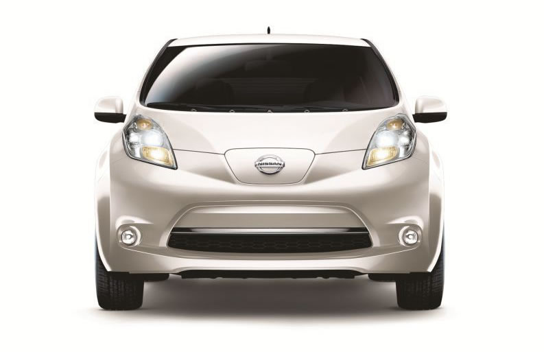 Nissan LEAF, el primer auto 100% eléctrico que se venderá en México - nissan-leaf-mexico-2