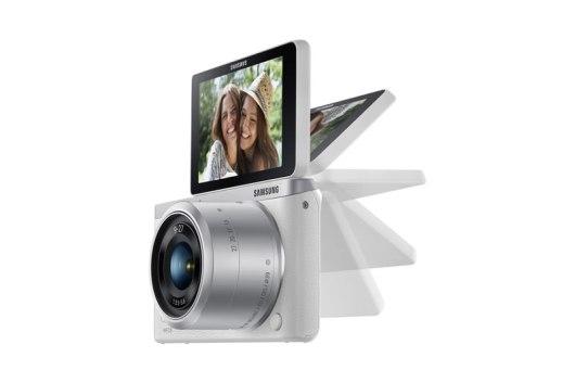 Samsung GALAXY Camera 2  y NX mini son lanzadas en México - nx-mini-4