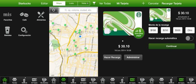 Pagar en Starbucks con tu celular en México ya es posible - pagar-starbucks-con-celular