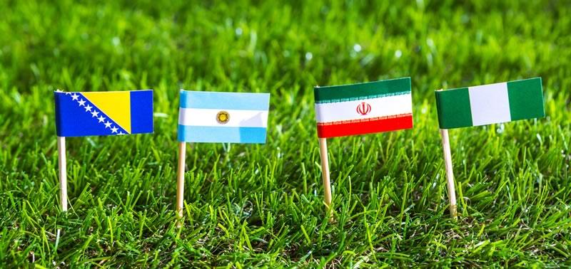 partidos del mundial 25 junio Partidos del Mundial el Miércoles 25 de Junio y sus horarios