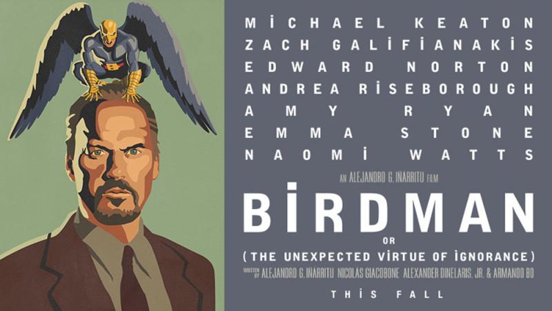 Película Birdman de González Iñárritu estrena tráiler - pelicula-Birdman-800x451