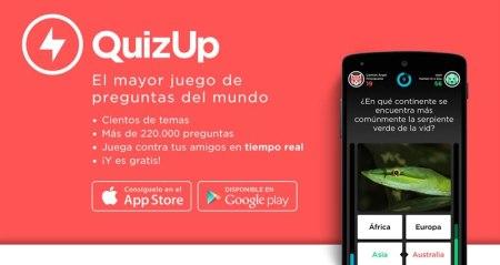 El juego de preguntas QuizUp se una a la fiebre del futbol