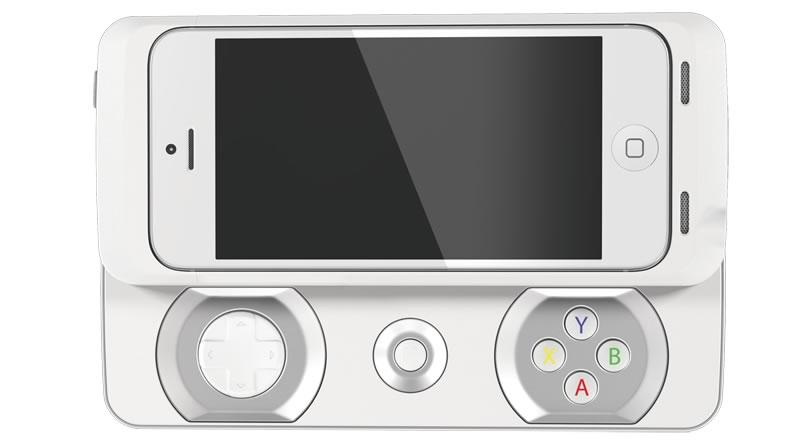 Razer Junglecat, el gamepad que convierte tu iPhone en consola de juegos - razer-junglecat-gamepad-iphone-blanco