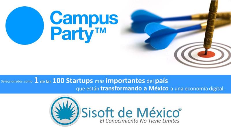 sisoft campus party Sisoft mostrará su prototipo de Li Fi en Campus Party México 2014