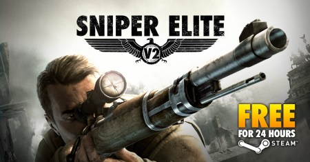 Descarga gratis Sniper Elite V2 a través de Steam
