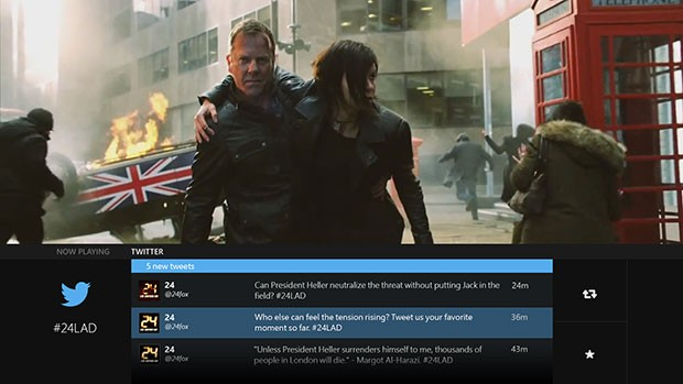 Twitter, HBO GO y otras 45 apps llegarán a Xbox One - twitter-xbox-one