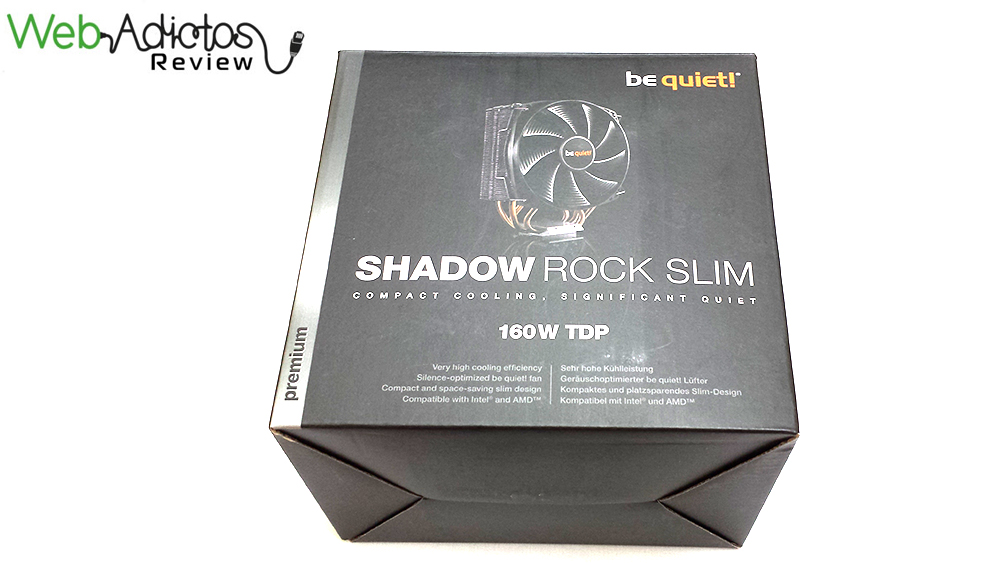 Be Quiet! Shadow Rock Slim [Reseña] - 28