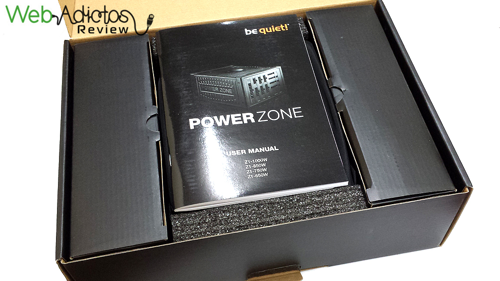 Be Quiet! Power Zone 750W [Reseña] - 44