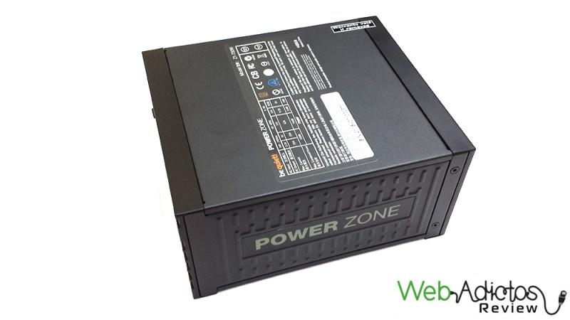 Be Quiet! Power Zone 750W [Reseña] - 73