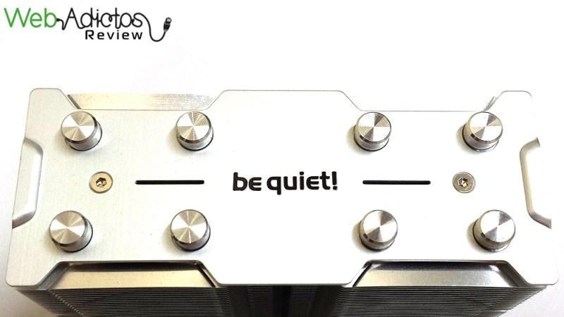 Be Quiet! Shadow Rock Slim [Reseña] - 85