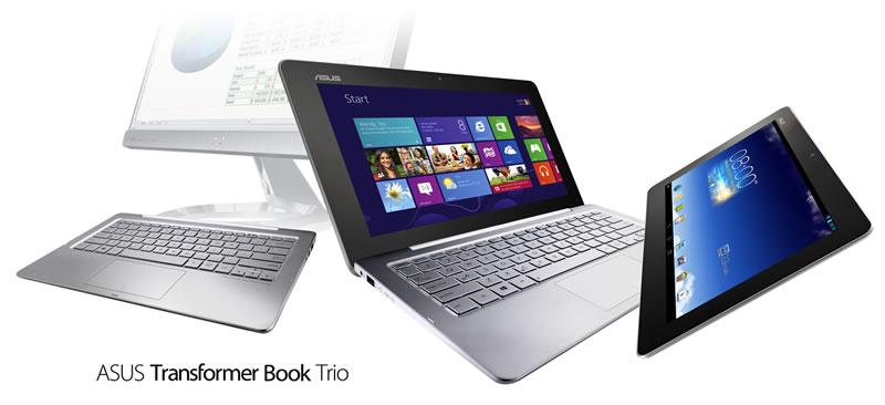 ASUS presenta sus productos para el regreso a clases 2014 - ASUS-Transformer-Book-Trio