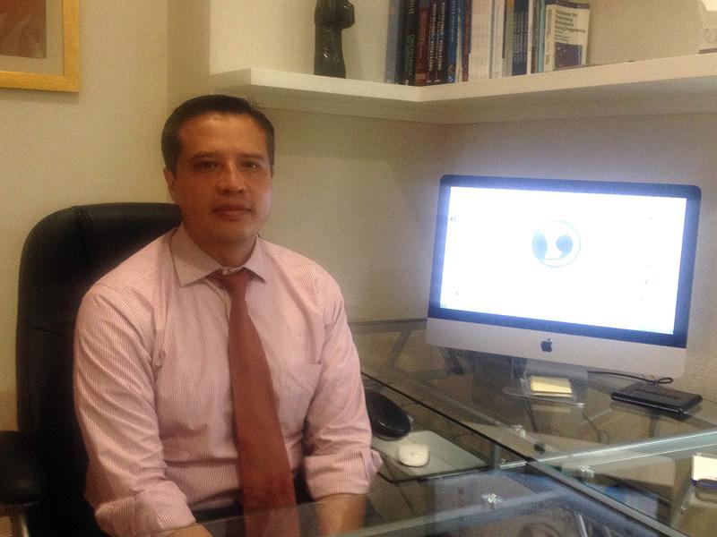 Médicos mexicanos abaten riesgos de bebés en gestación - Antonio-Mendez-Gonzalez