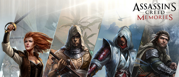 Assassin's Creed Memories para iOS te invita a viajar en el tiempo - Assassins-Creed-Memories
