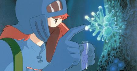 Arranca el ciclo de Anime en la Cineteca Nacional ¡Checa la cartelera! - Nausicaa-Guerreros-del-viento