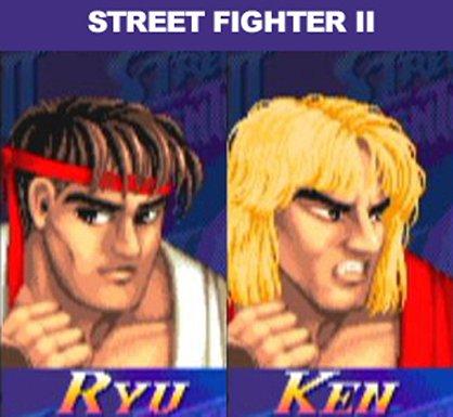 Ryu de Street Fighter cumple 50 años ¡Conócelo a través de su historia! - SF_II_Ryu_Ken_2-article_image