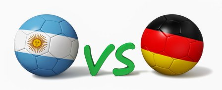 Argentina vs Alemania en vivo, final del mundial 2014