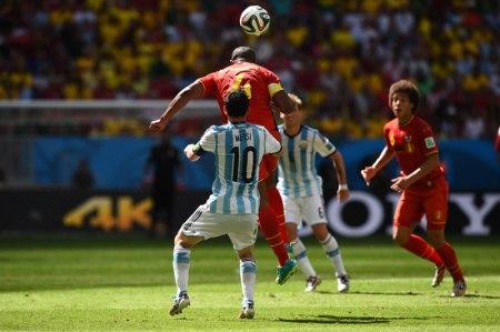 Repeticiones de los partidos de cuartos de final del mundial 2014 ¡Completos!