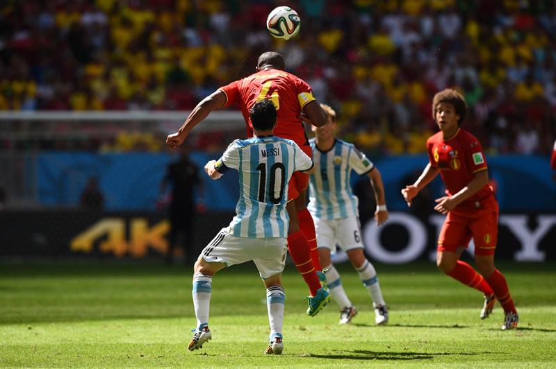 argentina vs belgica Repeticiones de los partidos de cuartos de final del mundial 2014 ¡Completos!