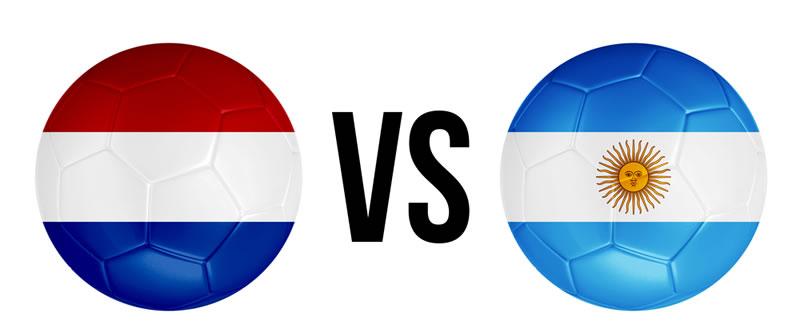 Partido Argentina vs Holanda en vivo este 9 de Julio - argentina-vs-holanda-en-vivo-semifinal-mundial-2014