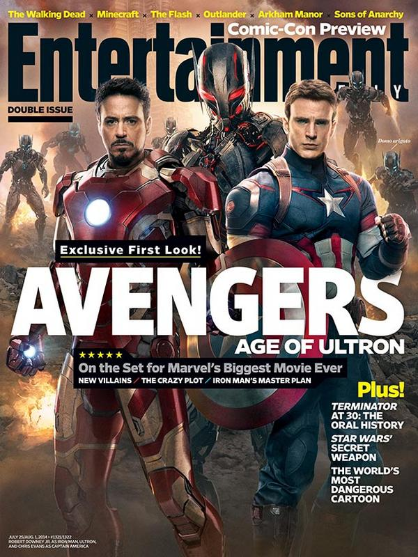 Marvel nos muestra cómo será Ultron en la nueva película de Avengers - avengers-la-era-de-ultron