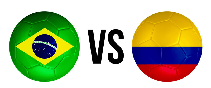 Partido Brasil vs Colombia en vivo por internet este 4 de Julio ¡Imperdible! - brasil-vs-colombia-en-vivo-cuartos-de-final