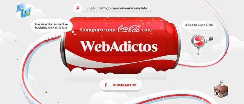 Comparte una Coca Cola con el nombre de los que quieres #ComparteCocaColaCon - comparte-una-coca-cola-con