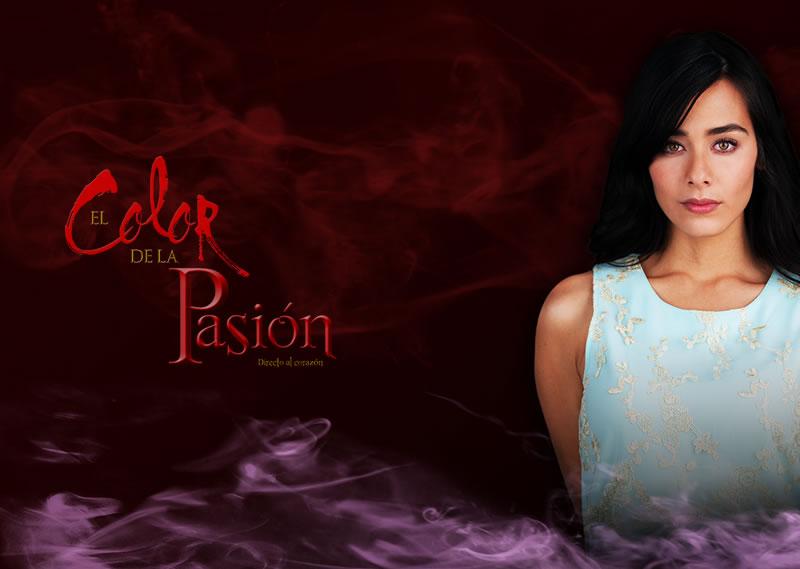 el color de la pasion televisa Capítulos de El color de la pasión de Televisa por internet