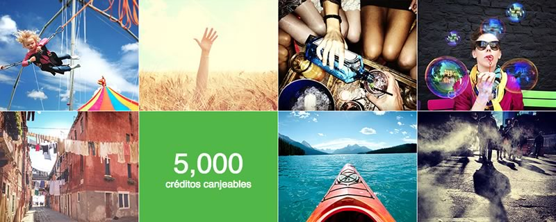 Gana $5000 dólares tomando fotos con tu Android - fotolia-instant-contest