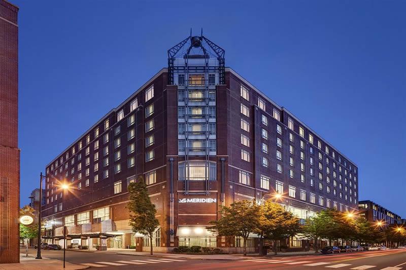 5 Hoteles Geek que querrás visitar - hoteles-geek-Le-Meridien-Cambridge-MIT