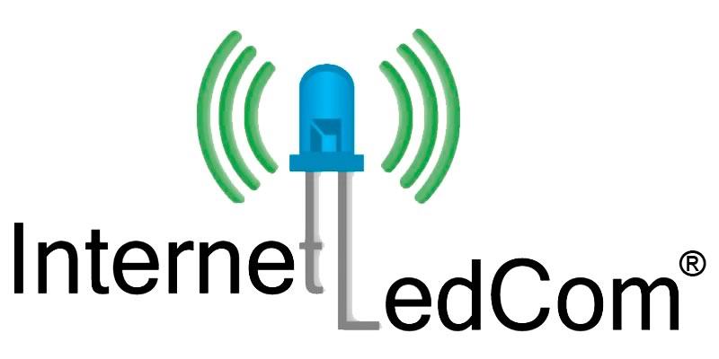 interenet ledcom InternetLedCom de SISOFT de México, internet por medio de focos LED