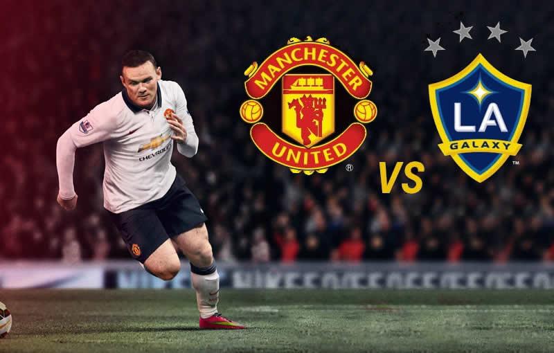 manchester united vs galaxy en vivo mutour Manchester United vs Galaxy en vivo por internet en el #MuTour 2014