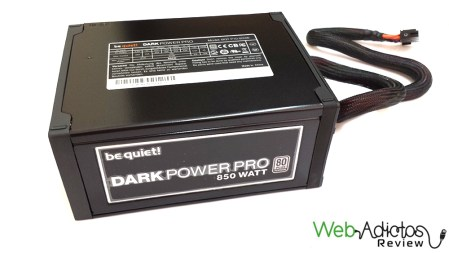 Be Quiet! Dark Power Pro 10 850W [Reseña]